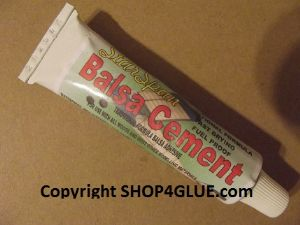 Balsa cement wood glue for model kits strong adhesive with traditional formula high strength formula balsa cement, suitable for bonding most woods and some other materials ideal for model kits